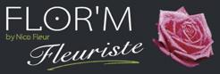 FLOR'M by Nico Fleur Logo